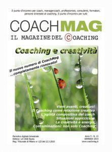 Coaching e Creatività: il nuovo numero del nuovissimo CoachMag!