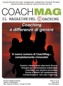 Coaching e Differenze di genere: il numero di marzo 2014 è online!