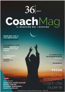 CoachMag n.36 - Come scegliere il Coach che fa per te