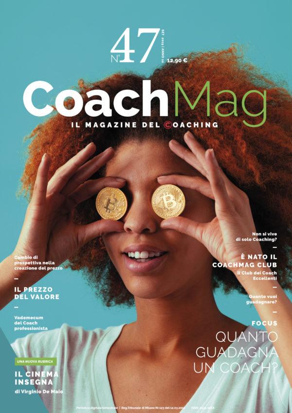 CoachMag47 Copertina HQ Quanto guadagna un coach