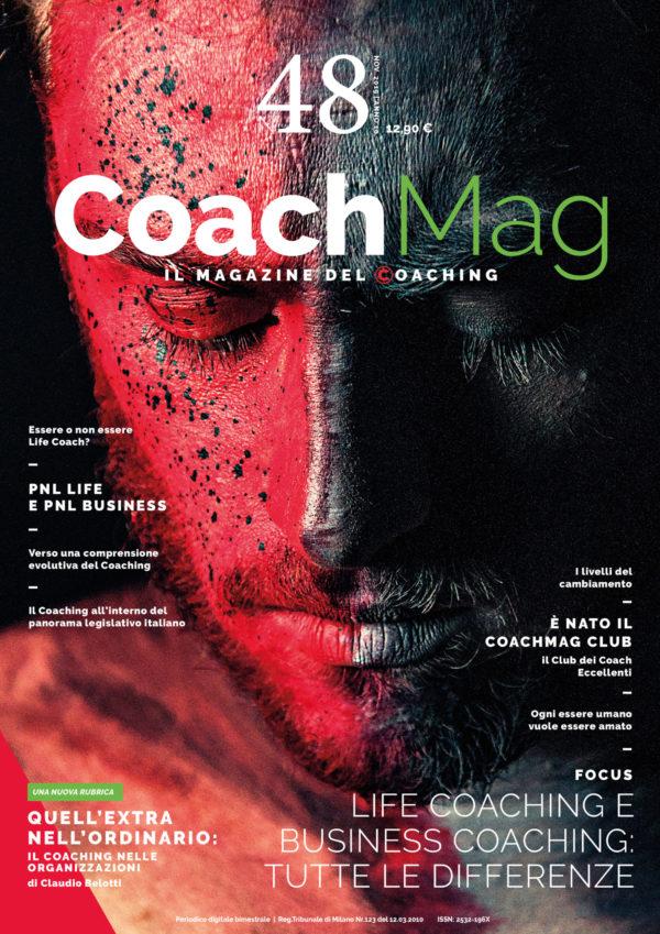 CoachMag48 Copertina Life Coaching e Business Coaching
